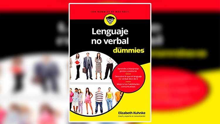 libro Lenguaje no verbal para Dummies pdf