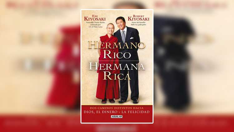 Libro Hermano rico hermana rica - Robert Kiyosaki pdf